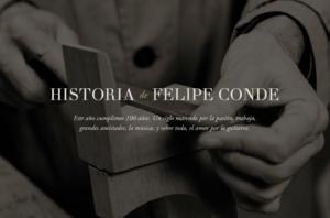 Centenario Felipe Conde
